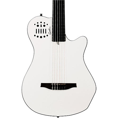 Godin Multiac Grand Concert SA Nylon-String Acoustic-Electric Guitar-thumbnail