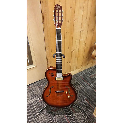 Godin Multiac Jazz SA Hollow Body Electric Guitar-thumbnail