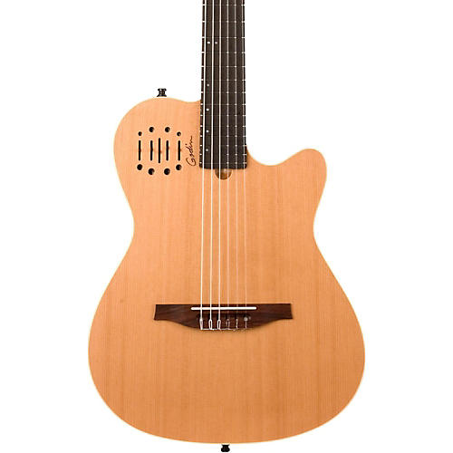 Godin Multiac Nylon Encore Acoustic-Electric Guitar Natural SG