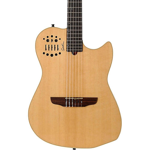 Godin Multiac Nylon-String Acoustic-Electric Guitar-thumbnail