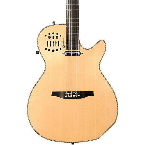 Godin Multiac Spectrum SA Cutaway Acoustic-Electric Guitar-thumbnail
