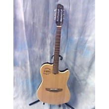 Godin Multiac Steel Duet Acoustic Electric Guitar