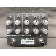 Empress Effects Multidrive Overdrive Effect Pedal
