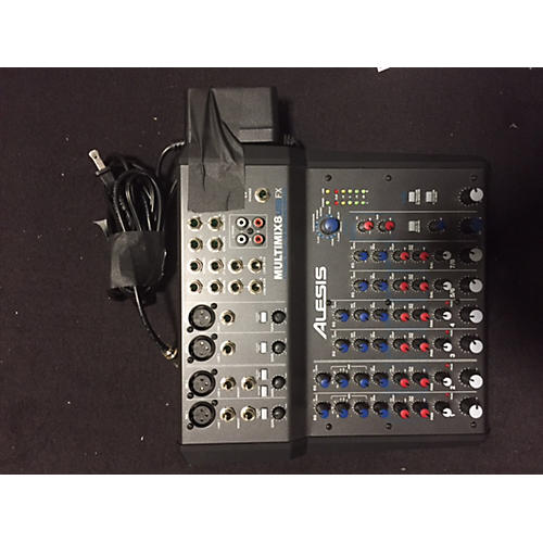Alesis Multimix 8 Usb Fx Unpowered Mixer
