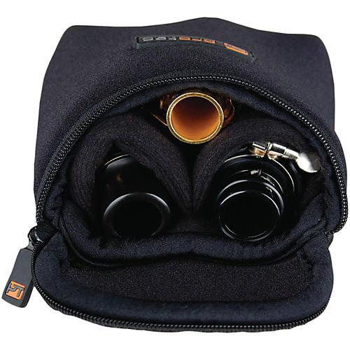 Protec Multiple Trombone/Alto Sax/Clarinet Mouthpiece Pouch-thumbnail