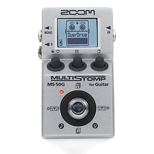 Zoom Multistomp MS50G Pedal-thumbnail