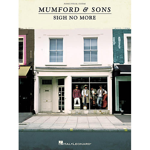 Hal Leonard Mumford & Sons - Sigh No More PVG Songbook-thumbnail