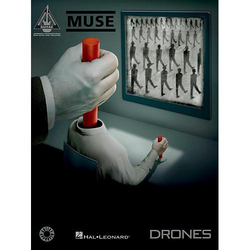Hal Leonard Muse - Drones Guitar Tab Songbook-thumbnail