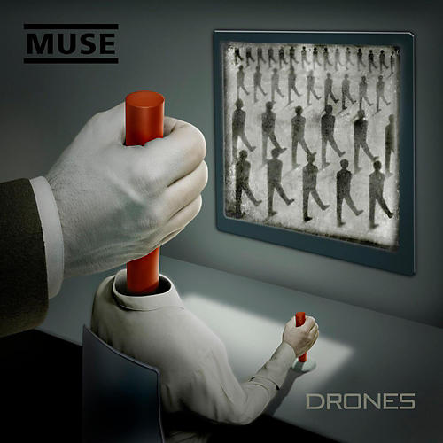 WEA Muse - Drones Vinyl LP-thumbnail