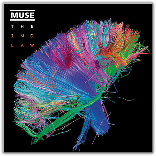 WEA Muse - The 2nd Law Vinyl LP-thumbnail