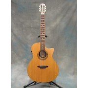 Luna Guitars Muse Folk Series Classical Acoustic Electric Guitar