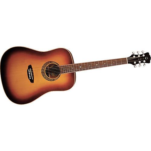 Luna Guitars Muse M Dreadnought Acoustic Guitar