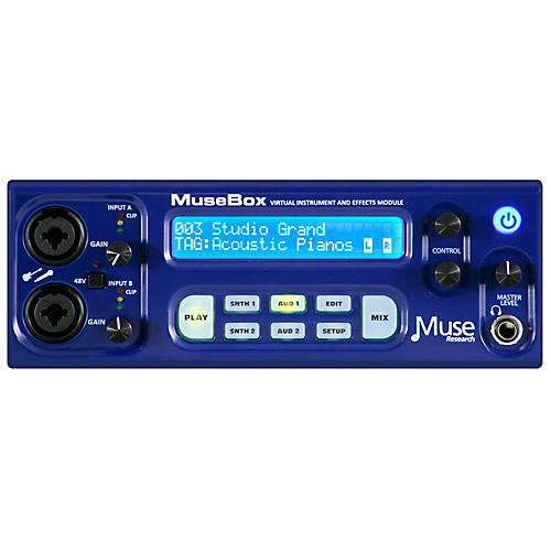 Peavey Musebox Virtual Instrument and Effects Module-thumbnail