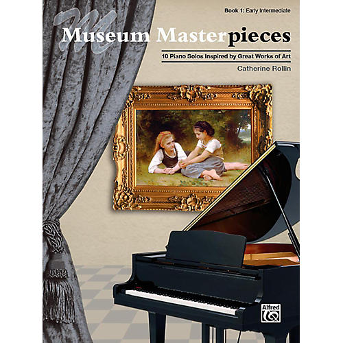 Alfred Museum Masterpieces, Book 1 - Early Intermediate