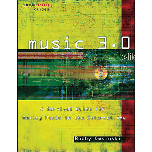 Hal Leonard Music 3.0 - A Survival Guide for Making Music In The Internet Age-thumbnail