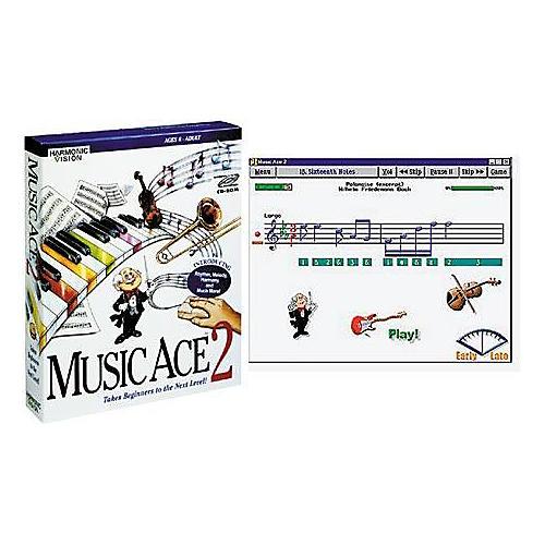 Harmonic Vision Music Ace 2 - Consumer Version