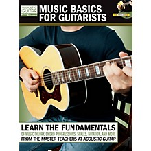 String Letter Publishing Music Basics for Guitarists String Letter Publishing Series Softcover with CD Written by Various