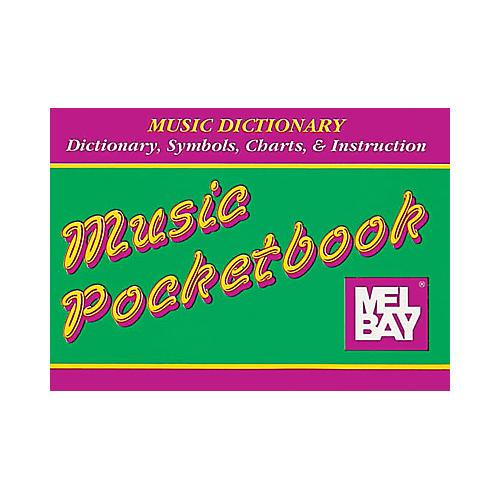 Mel Bay Music Dictionary Pocketbook-thumbnail