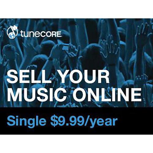 TUNECORE Music Distribution - Single Software Download-thumbnail