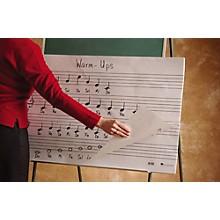 Hal Leonard Music Flip Chart Book (Oversized)