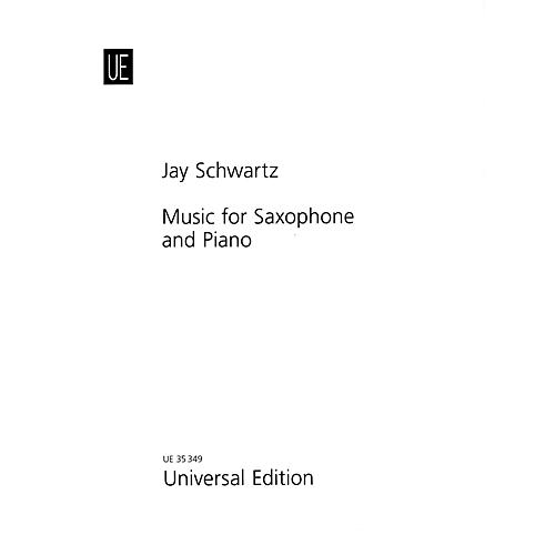 Carl Fischer Music For Saxophone And Piano (Book + Sheet Music)