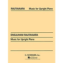 G. Schirmer Music For Upright Piano Composer's Autograph Series Piano Method Series Composed by Einojuhani Rautavaara