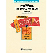 Hal Leonard Music From Star Wars: The Force Awakens Concert Band Level 2.5 by Michael Sweeney