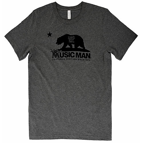 Ernie Ball Music Man Music Man Bear T-Shirt-thumbnail