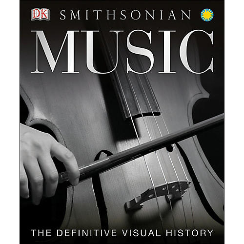 Alfred Music: Music: The Definitive Visual History Hardcover Book-thumbnail