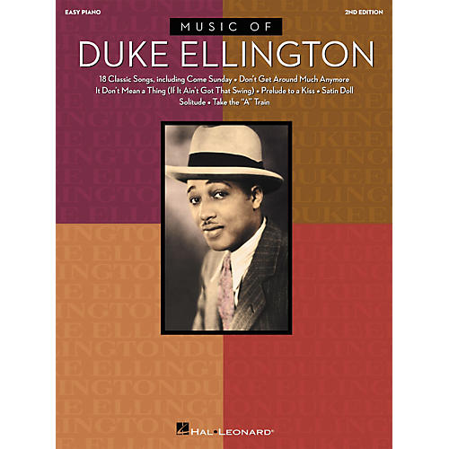 Hal Leonard Music Of Duke Ellington For Easy Piano-thumbnail