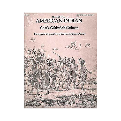 Hal Leonard Music Of The American Indian Piano/Vocal/Guitar Songbook-thumbnail