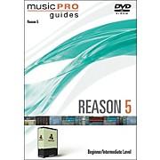 Hal Leonard Music Pro Guide DVD Reason 5 Beginner/Intermediate Level