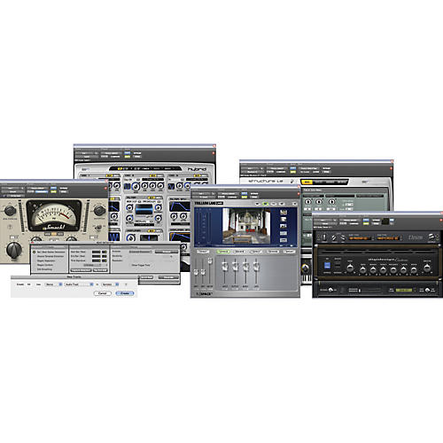 Digidesign Music Production Toolkit Educational 2009