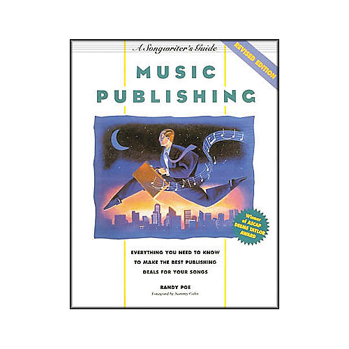 Hal Leonard Music Publishing: A Songwriter's Guide - 2nd Edition-thumbnail