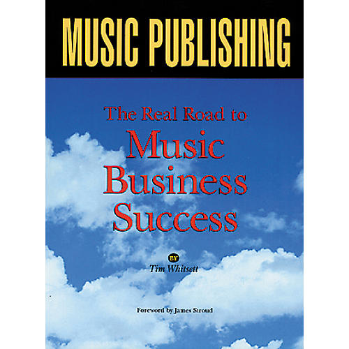 ArtistPro Music Publishing The Real Road to Music Business Success Book-thumbnail