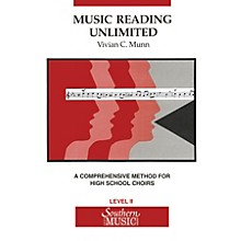 Southern Music Reading Unlimited (A Comprehensive Method for High School Choirs Level 2 Book (Stude)