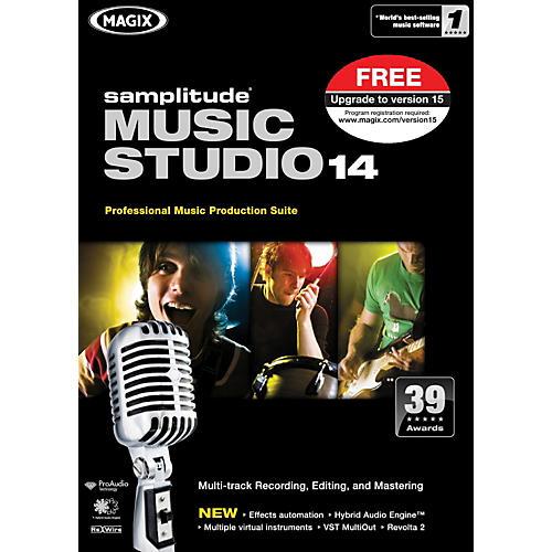 Magix Music Studio Software-thumbnail