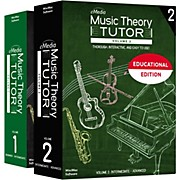 Emedia Music Theory Tutor Classroom License, 1- Computer, Teacher Presentation