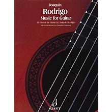 Schott Music for Guitar (19 Pieces) Schott Series