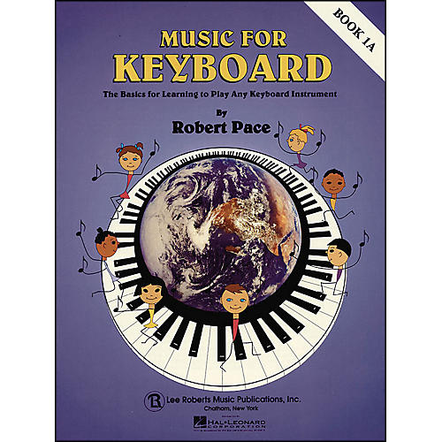 Hal Leonard Music for Keyboard Book 1A-thumbnail