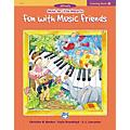 Alfred Music for Little Mozarts Coloring Book 1 -- Fun with Music Friends thumbnail