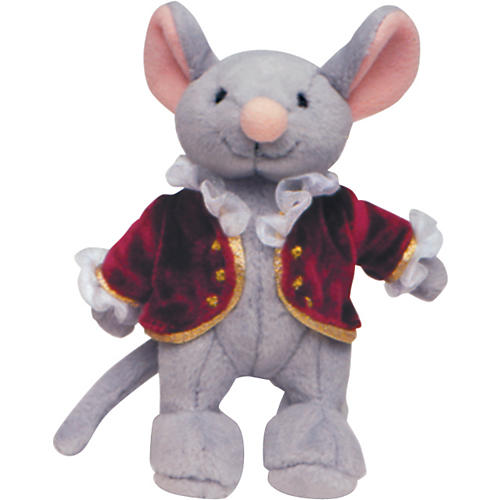 Alfred Music for Little Mozarts Plush Toy -- Mozart Mouse (Level 1-4)-thumbnail