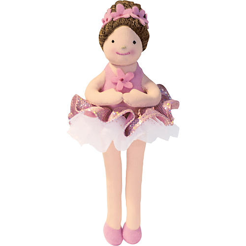 Alfred Music for Little Mozarts Plush Toy -- Nina Ballerina (Level 3-4)-thumbnail