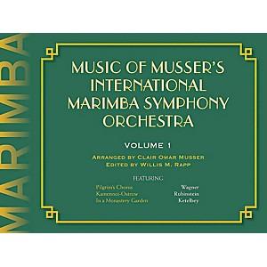 Meredith Music Music of Mussers International Marimba Symphony Orchestra V...