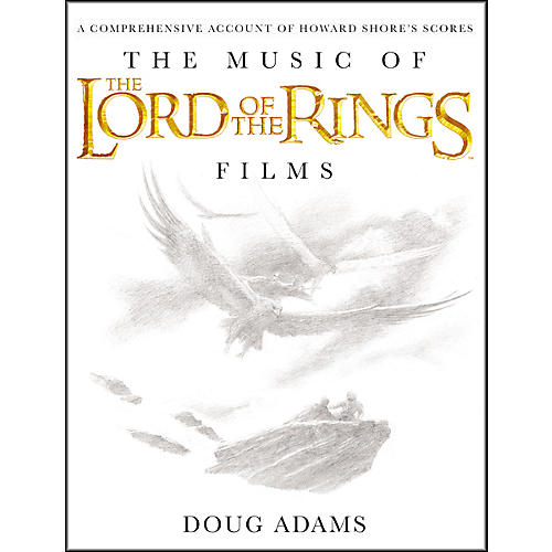 Alfred Music of The Lord of the Rings Films Book & CD-thumbnail