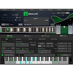 MusicLab RealLPC Les Paul Custom Virtual Guitar Software Download (1035-31)