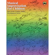 Alfred Musical Improvisation for Children Book/CD