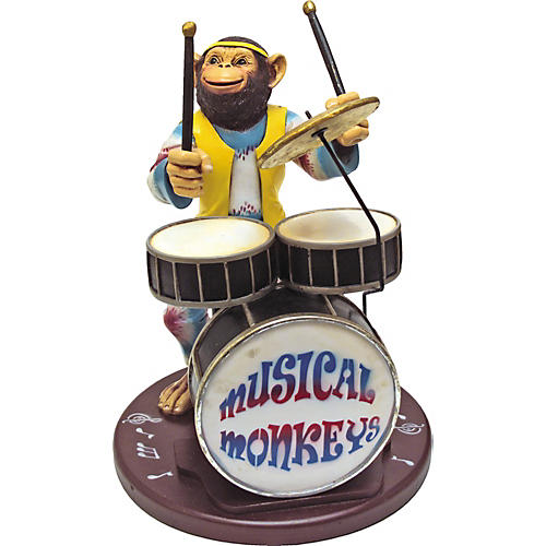 Gifts of Note Musical Monkey Drummer-thumbnail