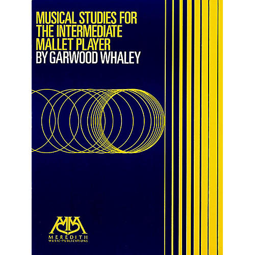 Meredith Music Musical Studies For The Intermediate Mallet Player-thumbnail