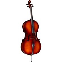 Bellafina Musicale Series Cello Outfit Level 1 4/4 Size